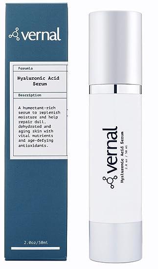 Jornadas de para el cuidado de la piel – mejor ácido hialurónico serum con Vitamina vitamina