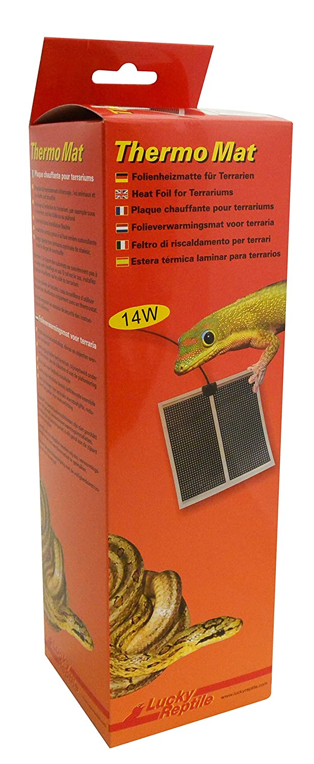 Lucky Reptile HEAT Thermo Mat 14W HTM-14