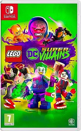 LEGO DC Super-Villains - Nintendo Switch [Importación inglesa]: Amazon.es: Videojuegos