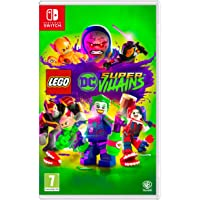 LEGO DC Super Villains (Nintendo Switch)