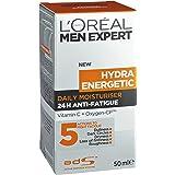 L'OREAL PARIS L'Oréal Men Expert Hydra Energetic Moisturizer, 50 Gram