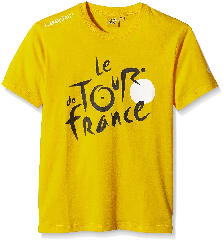 19f0ed875347 Tour de France Kids Official Fan T-Shirt: Amazon.co.uk: Clothing