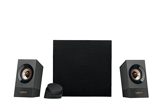 Review Logitech Z537 Powerful Sound with Bluetooth 2.1 Speaker System for PC, Tablet, or Smart Phone
