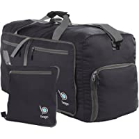 bago Travel Duffle Bag For Women & Men - Foldable Duffel Bags For Luggage Gym Sports