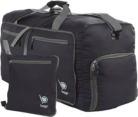 Bolsa de Bago para el equipaje de viaje Gimnasio Deportes Camping y Bungalows - plegable ligera
