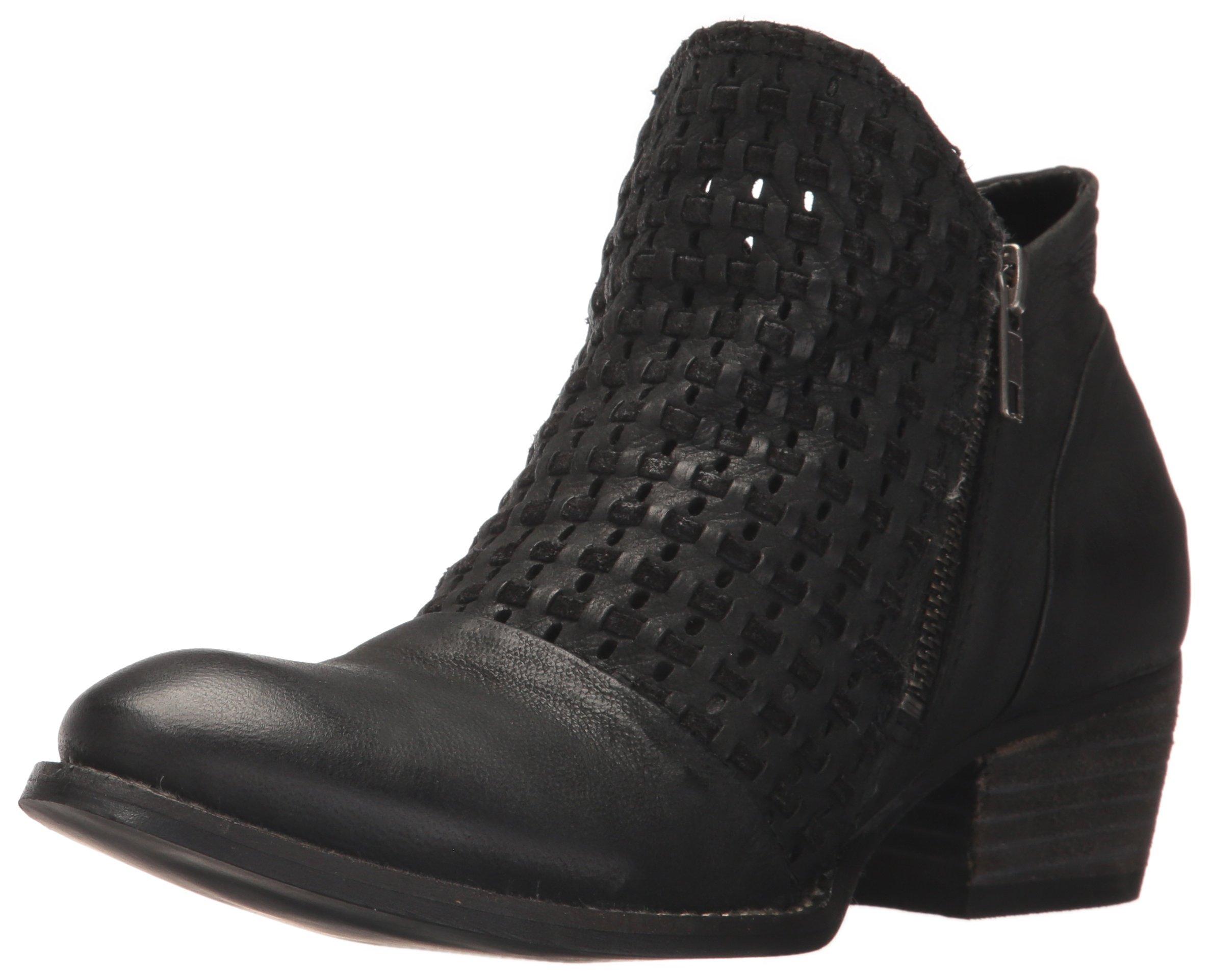 Splendid Women's Ravi Ankle Boot, Black, 8 M US