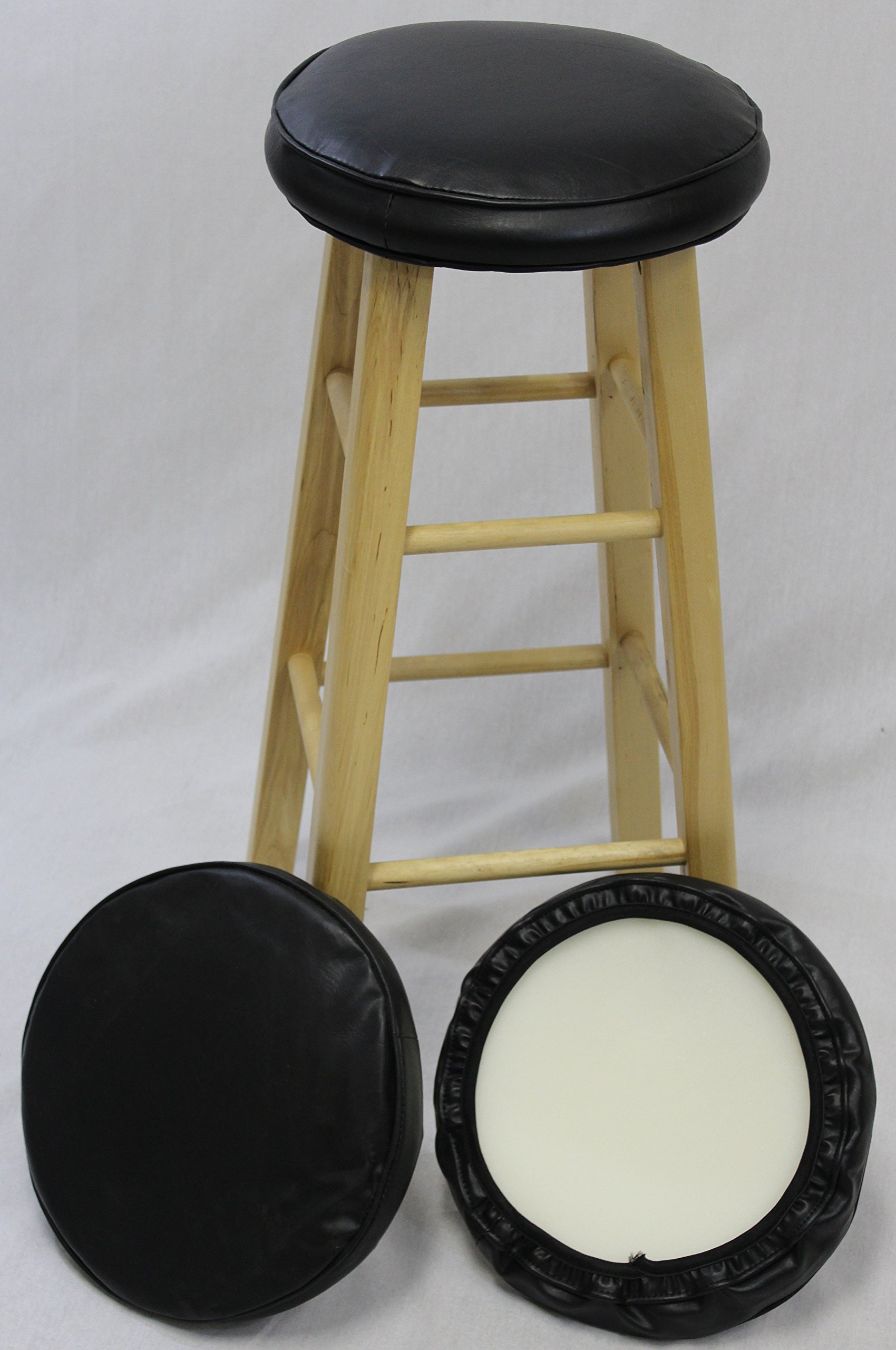 eHemco Bar Stool Cover With Foam Set of 3