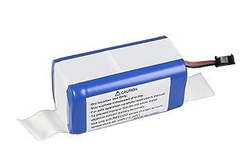 Batería de repuesto para robots aspiradores Conga Excellence.: Amazon.es: Hogar