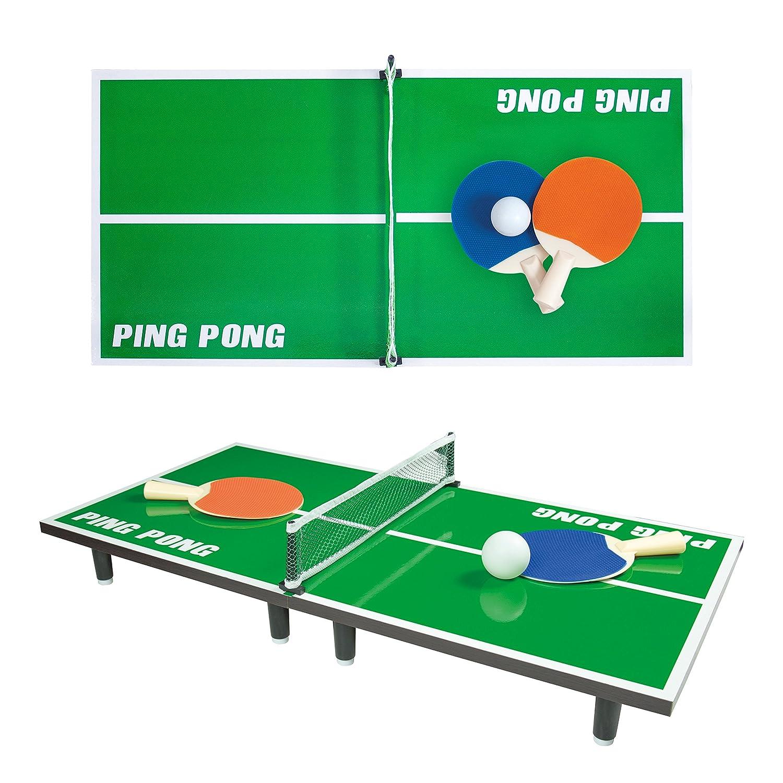 Benross Group 53,5 x 40,5 cm Set da Ping Pong da Tavolo