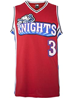 Amazon.com: Calvin Cambridge #3 LA Knights White Basketball Jersey ...
