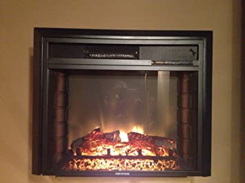 Amazon Com Greystone Rv Electric Fireplace 26 With Remote And
