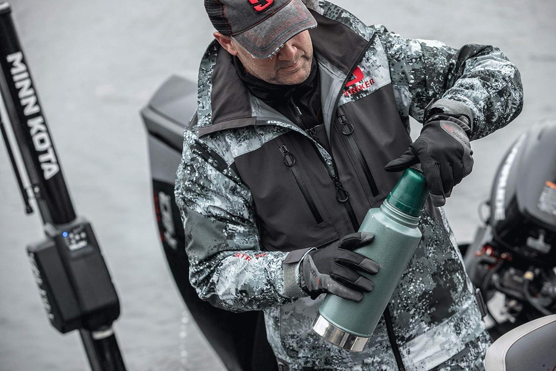 Striker Mens Adrenaline Waterproof Hooded Fishing Rain Jacket