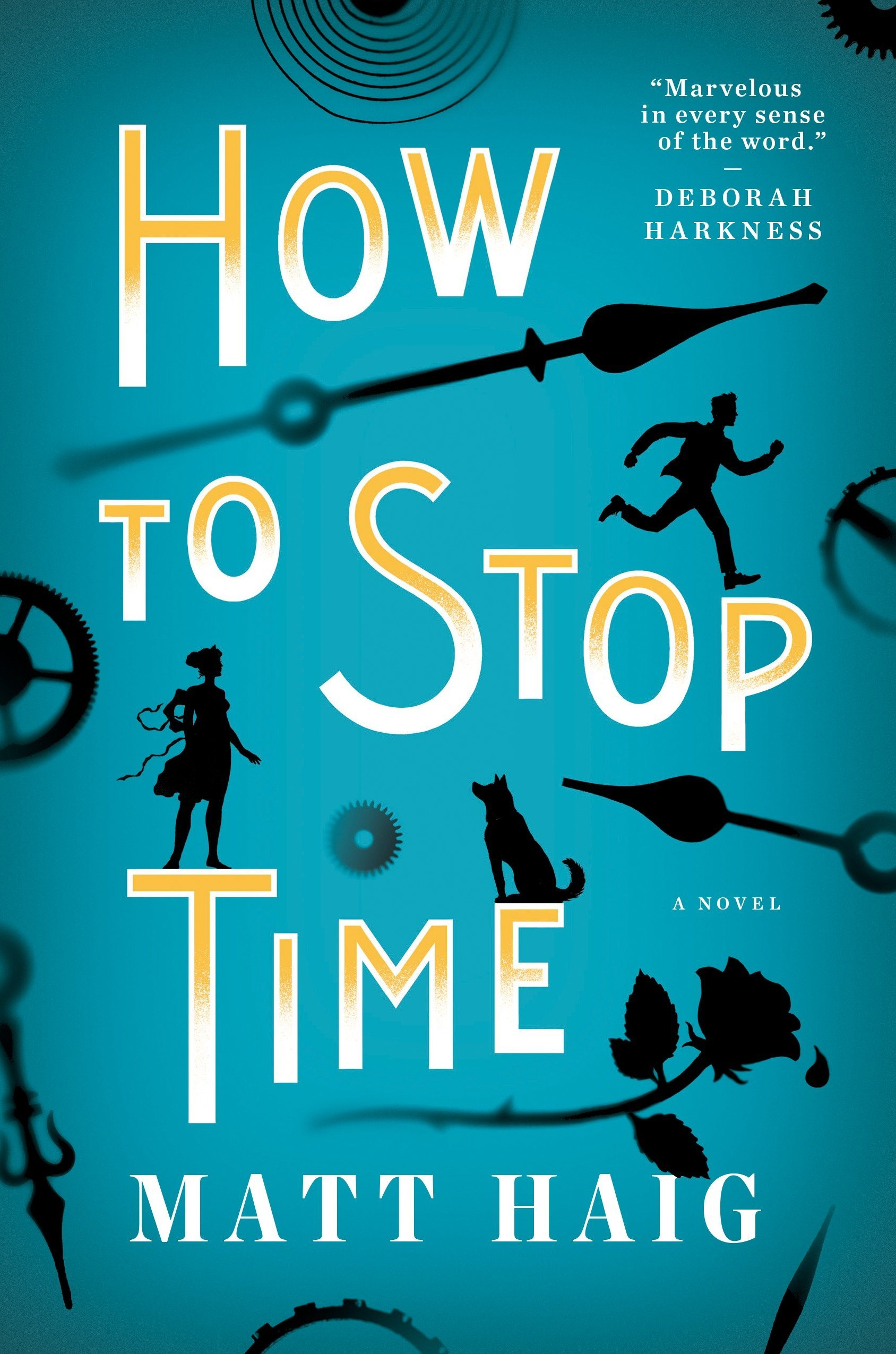Amazon.com: How to Stop Time (9780525522874): Haig, Matt: Books