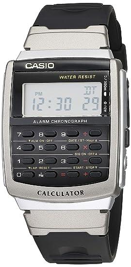 835d58d12f2d Casio CA-56-1CF Hombres Relojes  Casio  Amazon.es  Relojes