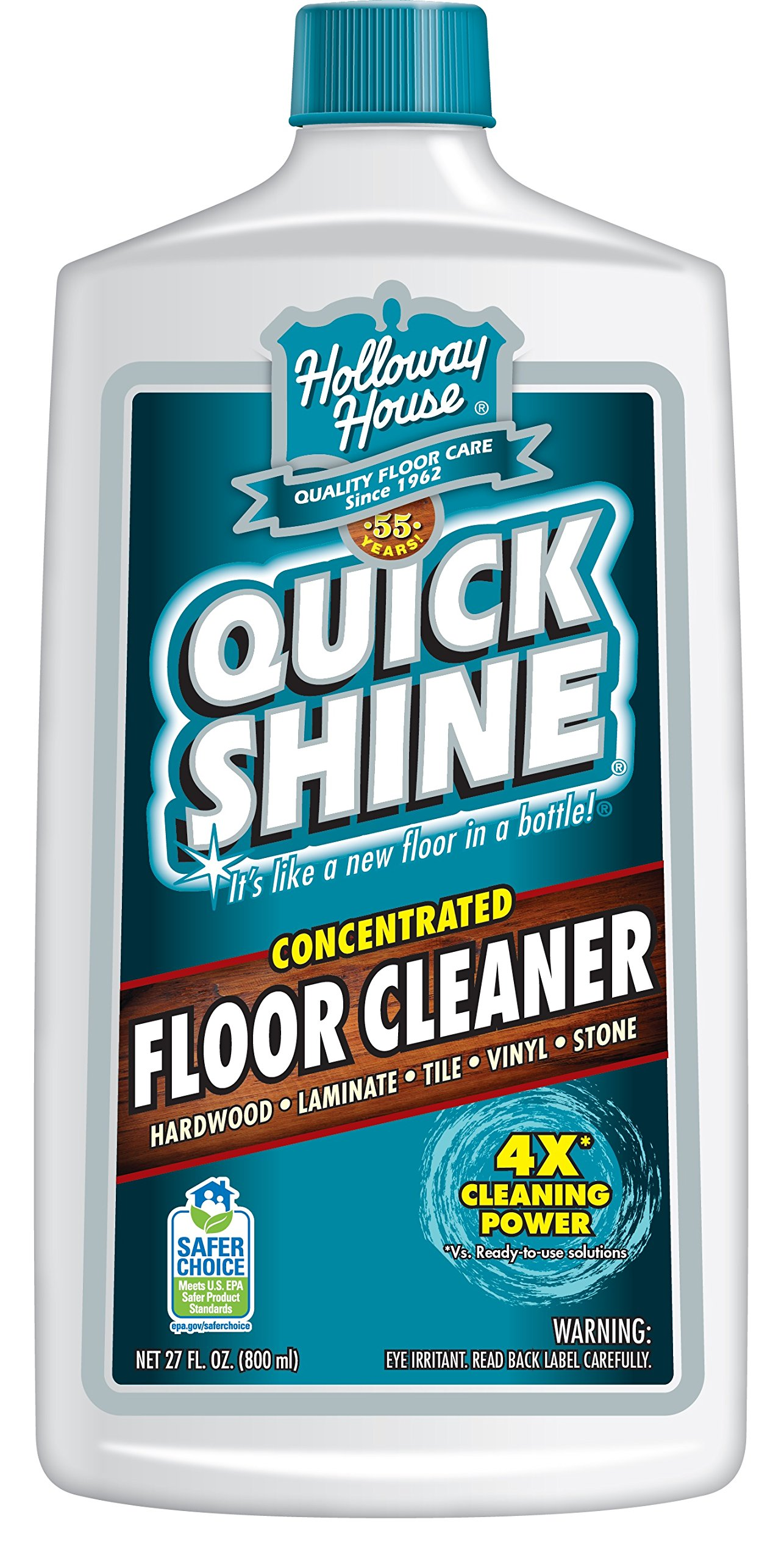 Amazon.com : Quick Shine Concentrated Floor Cleaner : Home & Kitchen