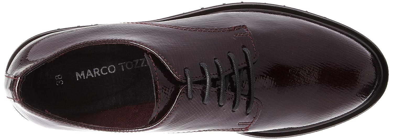 Marco Tozzi Premio Damen 23728 Oxfords Rot Rot Rot (Chianti Str.p.) 0e7b75