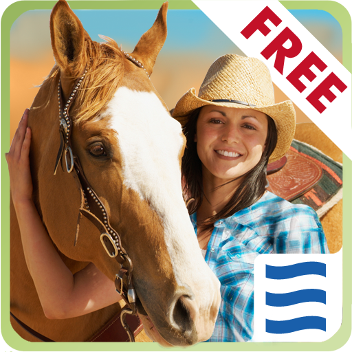 My Western Horse - Free (Best Reins For Trail Riding)