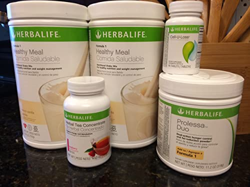 Herbalife Advanced Weight Loss Program