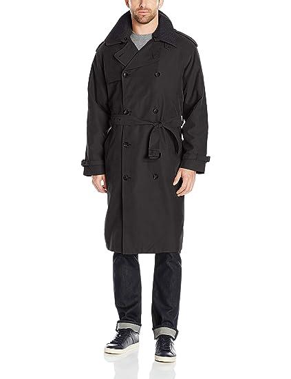 cf7a1ffbc London Fog Men's Iconic Trench Coat
