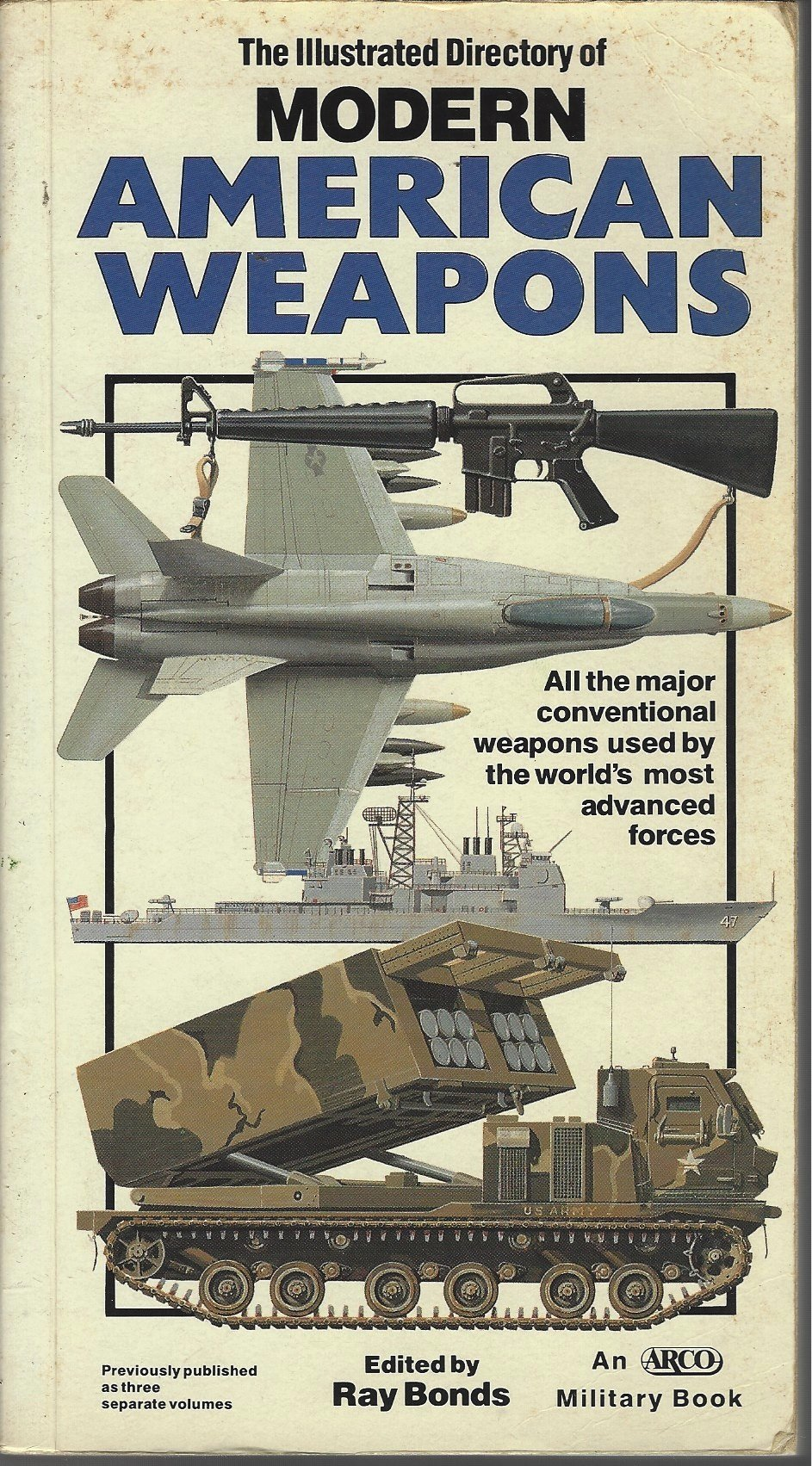 amazon the illustrated directory of modern american weapons arco