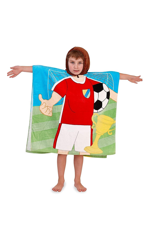 Kids Soft Cotton Hooded Novelty Beach Bath Towels Nifty Kids
