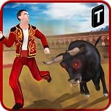 gun and blood - Angry Bull Simulator