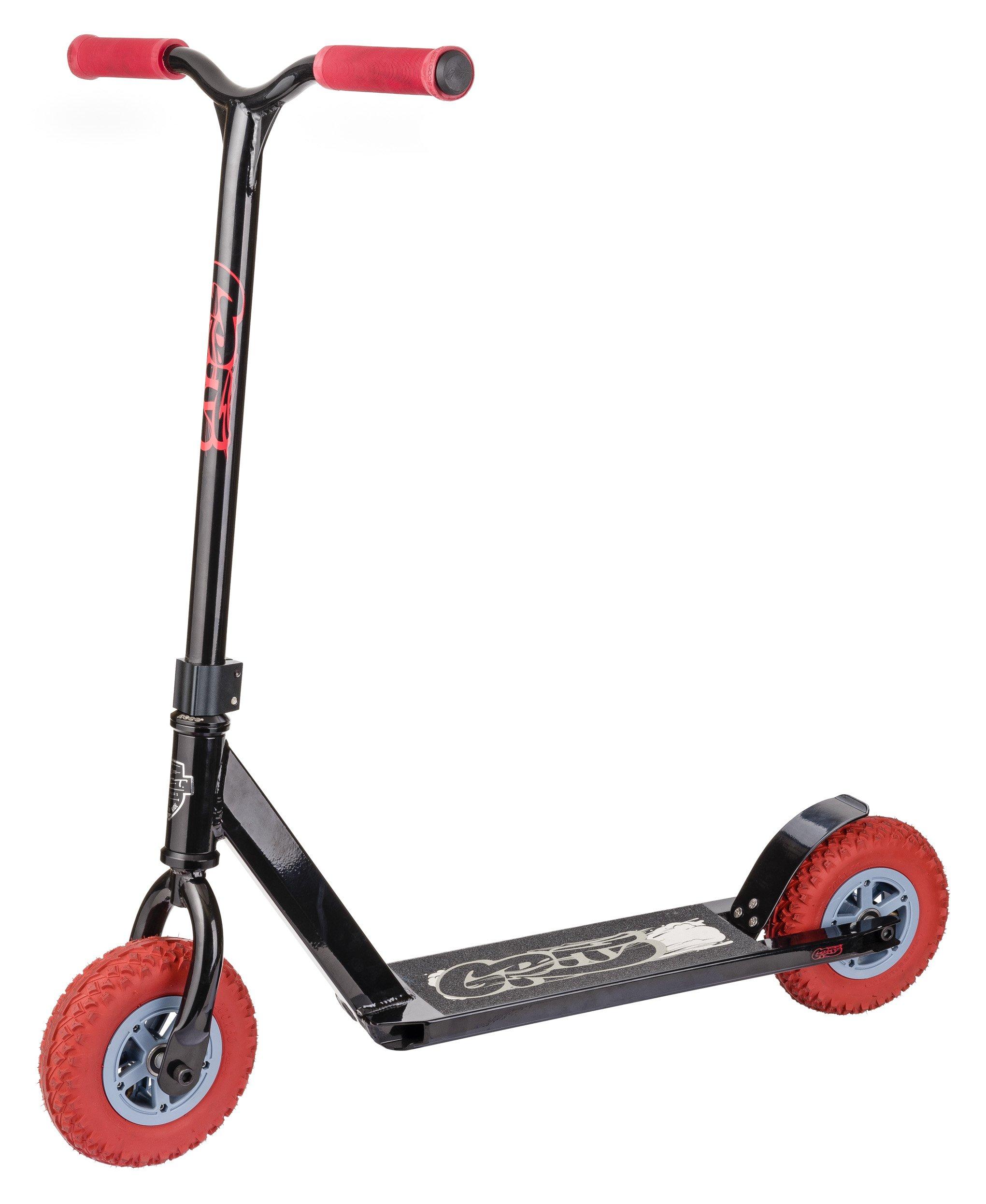Grit D1 Dirt Pro Scooter (Black)