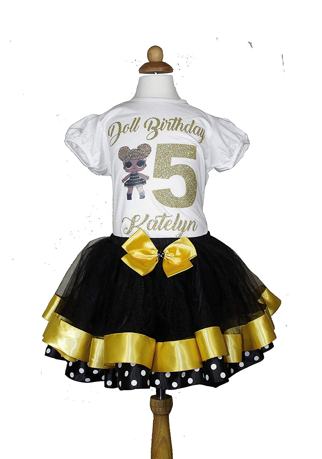 lol birthday outfit birthday outfits for girls L.o.l doll birthday outfit queen bee l.o.l doll lol queen bee queen bee birthday l.o.l surprise birthday shirt