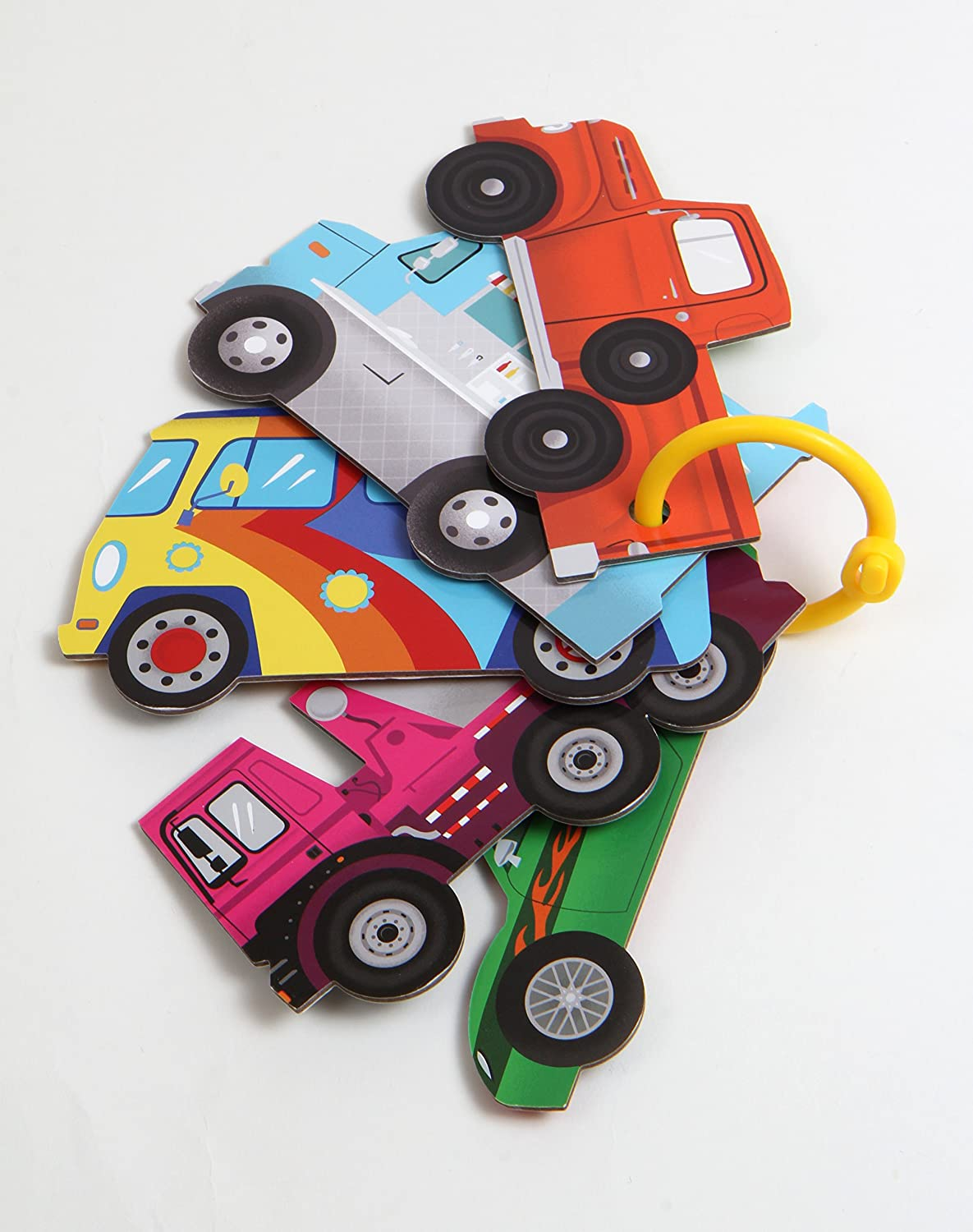 Vehicle Themed Stroller Cards, Unique Gift for New Mom /& Dad Bumper-to-Bumper Stroller Cars