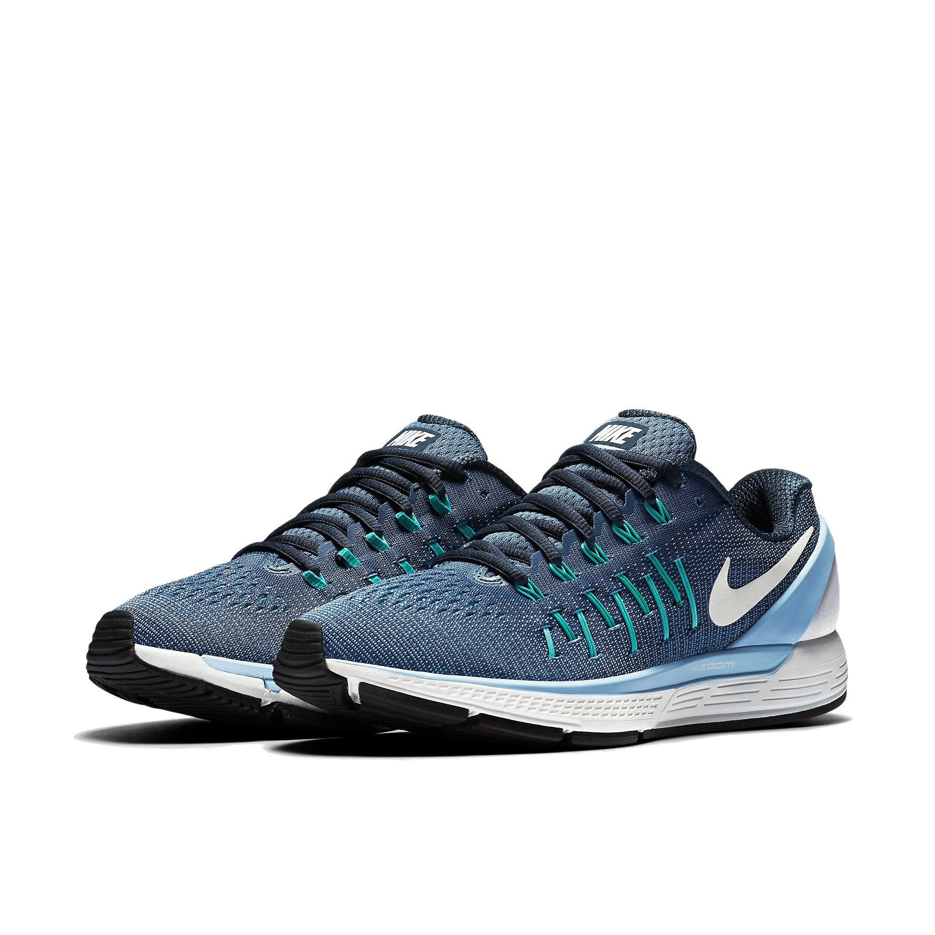 Nike Women's Air Zoom Odyssey-2 Running Shoe - 12 B(M) US