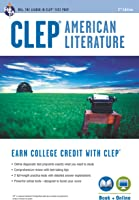 Clep(r) American Literature Book + Online (Clep