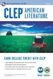 CLEP® American Literature Book + Online