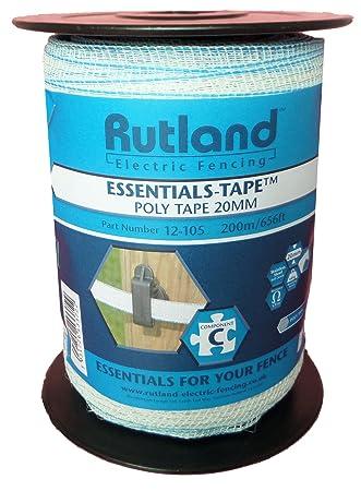 Rutland (RUTLJ) Essentials 6 x 0,15 mm Conductor cinta de ...