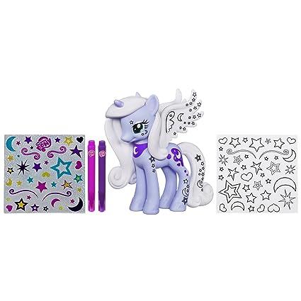 My Little Pony Design-A-Pony Princess Luna Figure