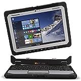 "Panasonic Toughbook CF-20, 10.1"" Multi Touch, 1920 x 1200, m5-6Y57@1.1GHz, 8GB, 512GBSSD, Wi-Fi, Bluetooth, Dual Pass, Webcam"