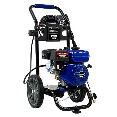 Duromax XP2700PWS 2.3 GPM 5 HP Gas Engine Pressure Washer