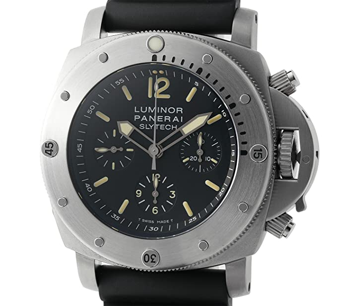 Panerai Luminor automatic-self-wind Mens Reloj Pam 202 (Certificado) de segunda mano: Panerai: Amazon.es: Relojes