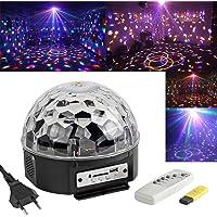 Baode Disco LED Luz Efecto MP3 bola