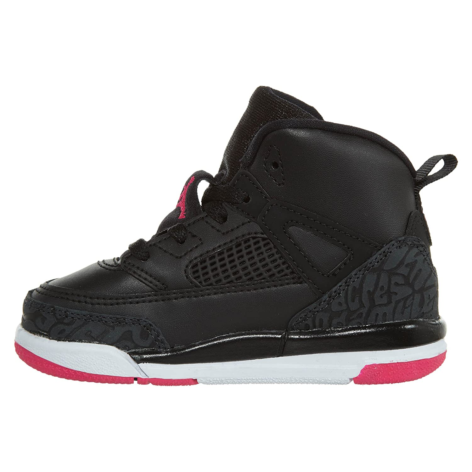 half off 89d56 66ac2 Amazon.com  Jordan Spizike GT Toddler s Running Shoe Black Deadly Pink- Anthracite 684932-029  Shoes