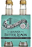 Bickford and Sons Mixer Bitter Lemon, 4 x 275 ml