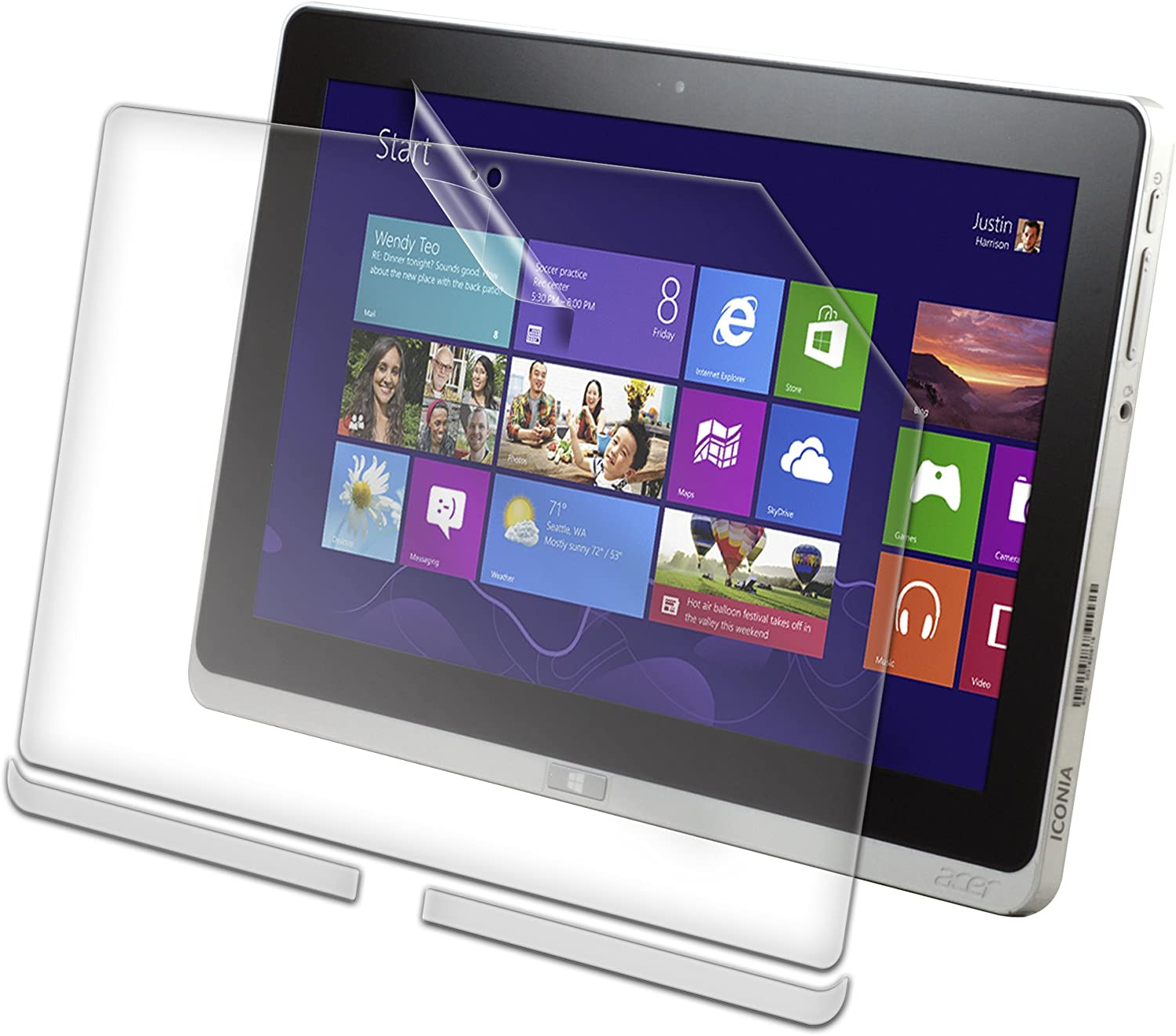 ZAGG invisibleSHIELD for Acer Iconia Tab A500 - Screen (ACEICOA500S)