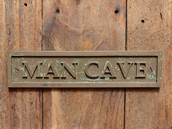 Man Cave Plaques Signs : Wooden beer sign wood mancave decor shop wall hanging