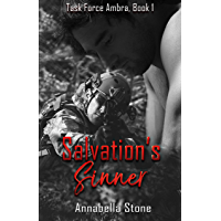 Salvation's Sinner (Task Force Ambra Book 1) (English Edition)