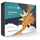 ORIG3N DNA Test - SUPERHERO Personal Genetic Assessment