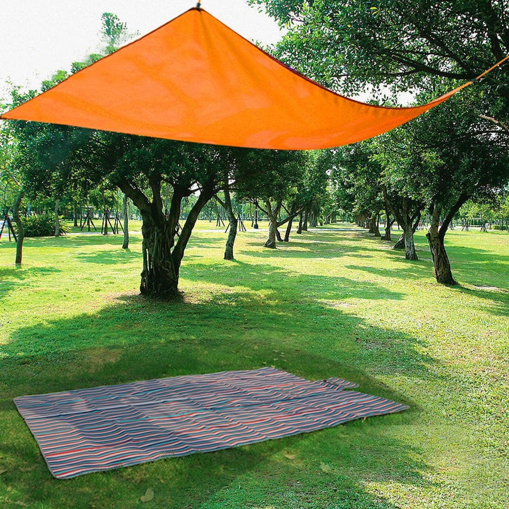 Awnings Umbrellas Shade Outdoor Tent Canopy 3 People - 4 People Moisture-Proof Waterproof Family C&ing C&ing Equipment Stall Supplies Picnic Seats Note ... & Amazon.com : Awnings Umbrellas Shade Outdoor Tent Canopy 3 People ...