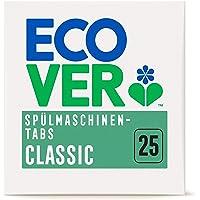 Ecover Ecologische vaatwasser-tabs, per stuk verpakt (2 x 25 tabs) Classic 50 Tabs