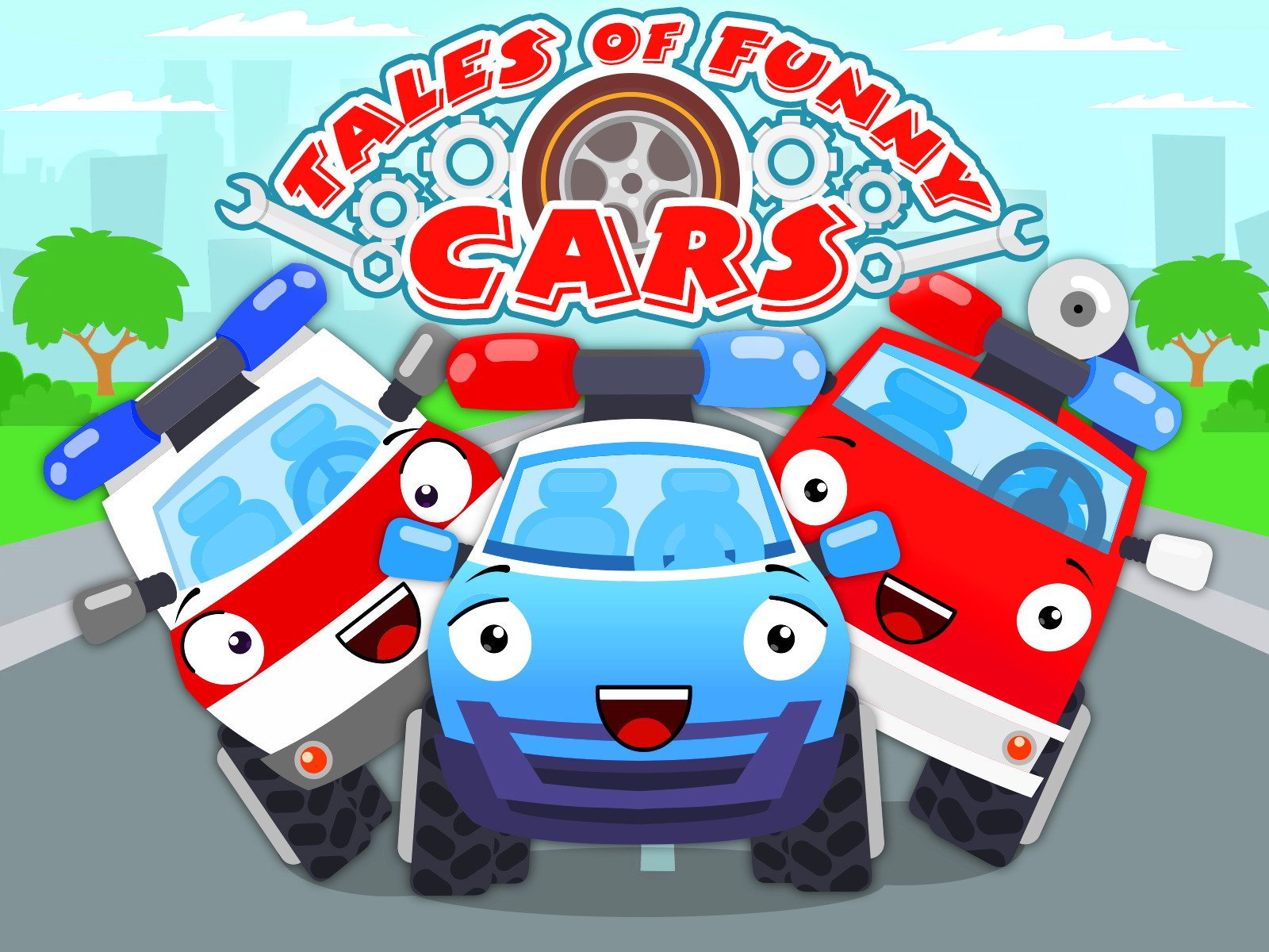 Tales of Funny Cars on Amazon Prime Video UK
