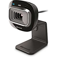 Microsoft® LifeCam HD-3000 For Business Win USB Port NSC Euro/APAC 1 License For Business 50 Hz