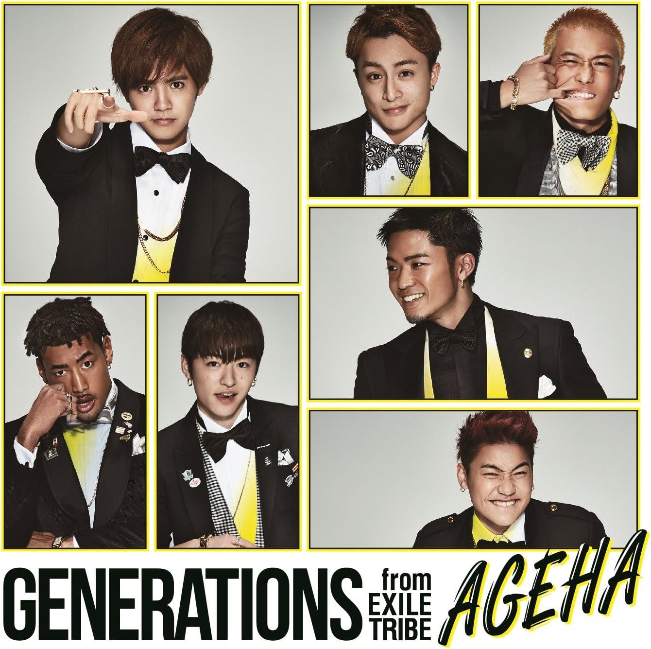 Generations ワンミリ