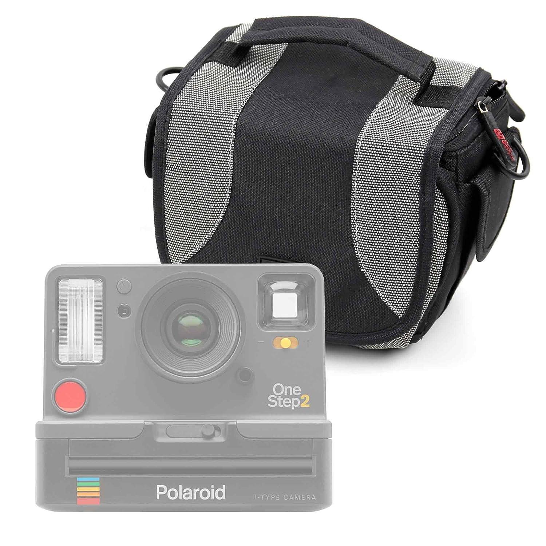 DURAGADGET Valigetta Portatile con Interno Imbottito e Tracolla per la Fotocamera Polaroid OneStep 2/i-Type/ /by
